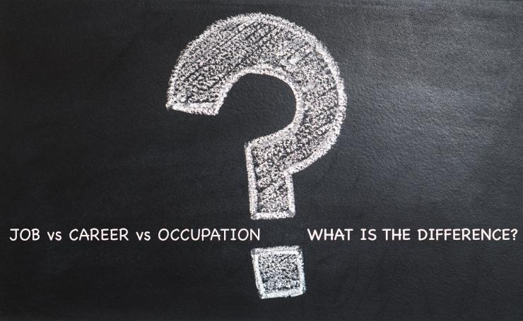 career versus jobs